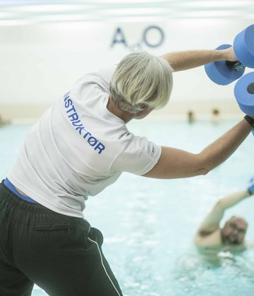 Practical information - Aquagym