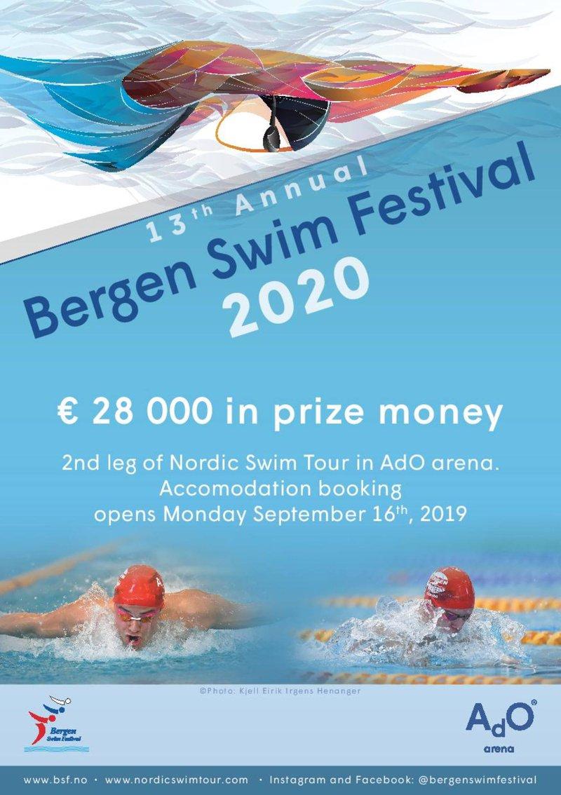 Bergen Swim Festival