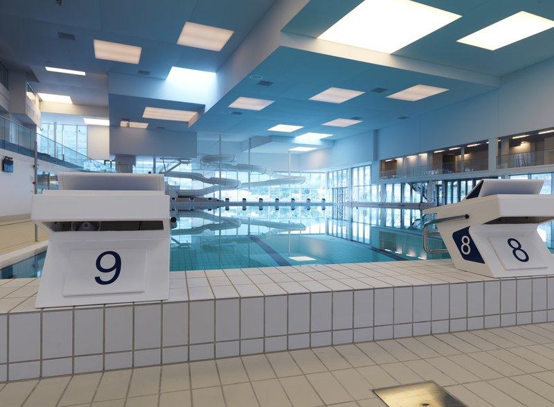 50 metre pool